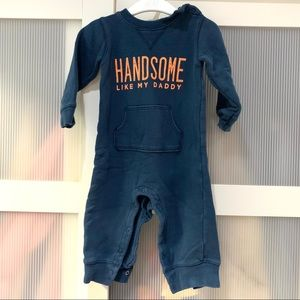 Carter's 18M bodysuit lined thermal